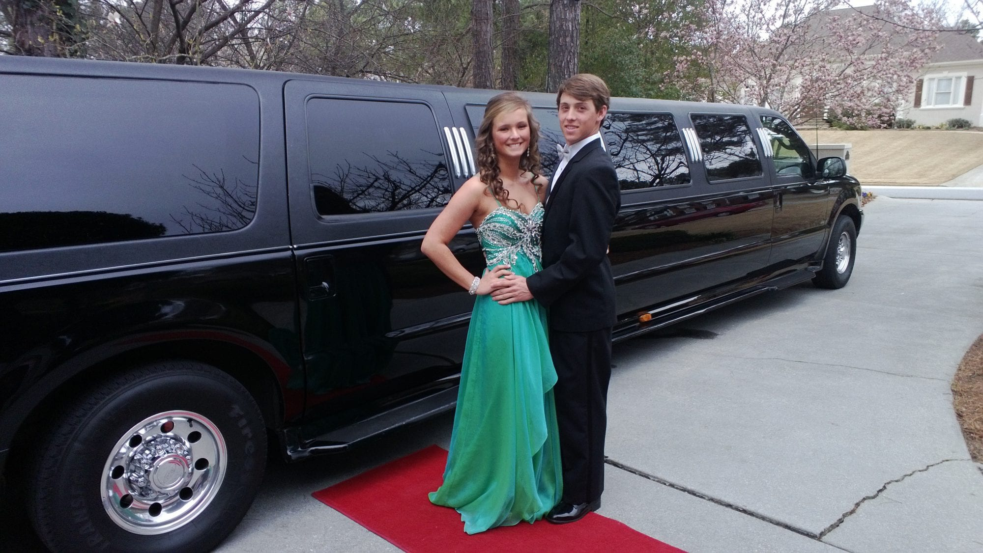 Long Island Limo Service Prom