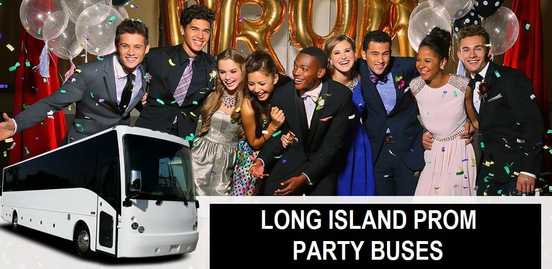 Prom Limo Party Bus - Prom Limo Long Island